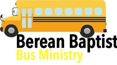 bus ministry banner