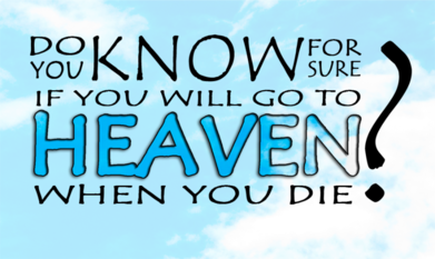 Going to Heaven banner