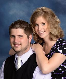 Aaron and Lindsie Combs
