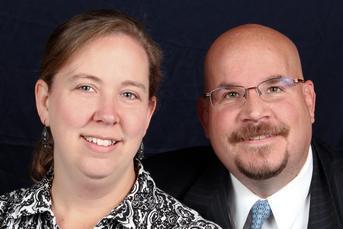 Brad and Beth Molander