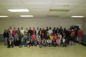 teen Christian group